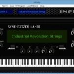 SAM 05 LA Synth 1